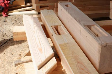 Mortise And Tenon Pieces